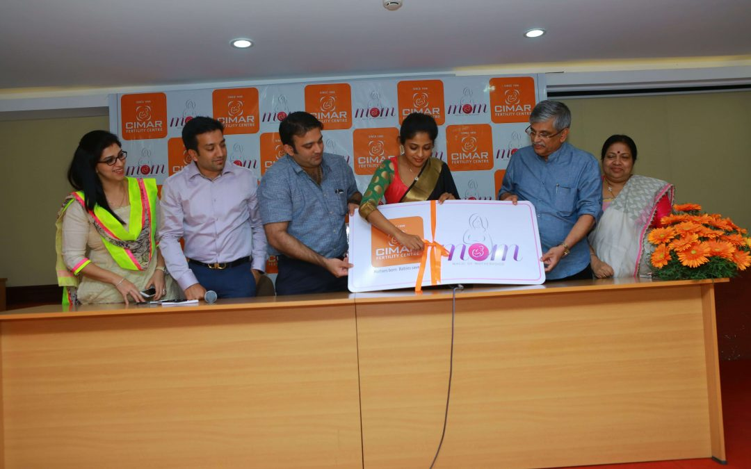 MOM Prenatal Awareness Programme Launch by Ms. Poornima Indrajith