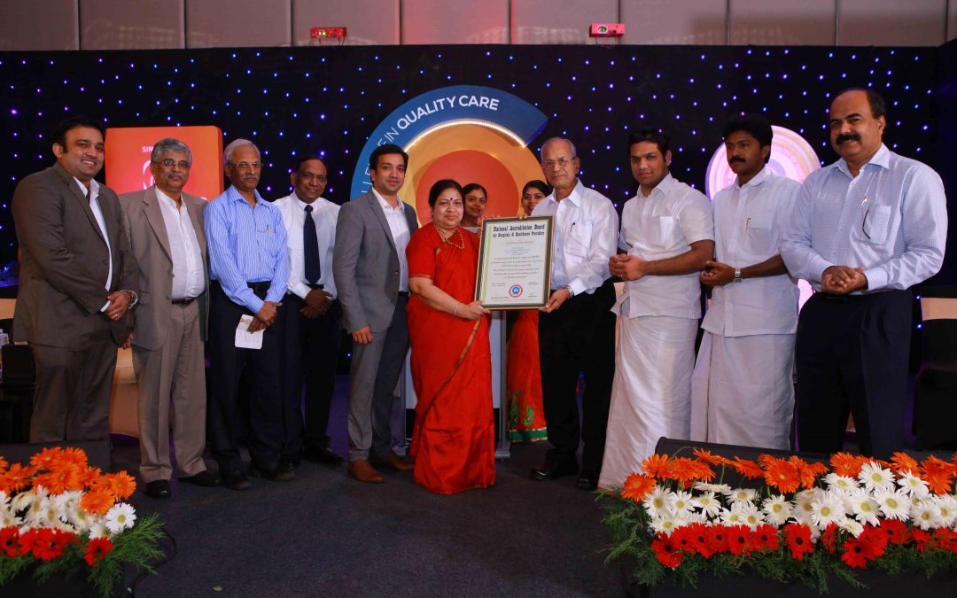 NABH Accreditation in May 2013